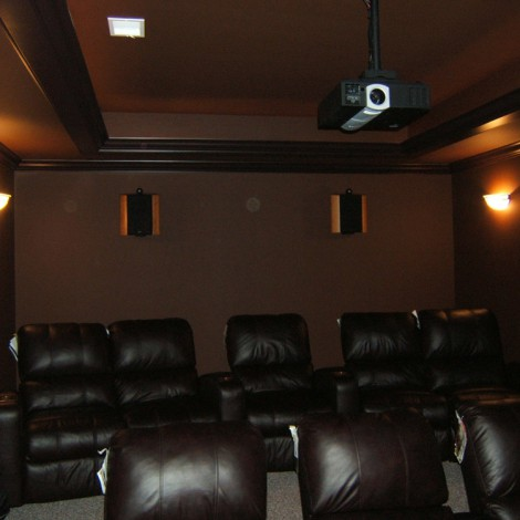 Entertainment Room